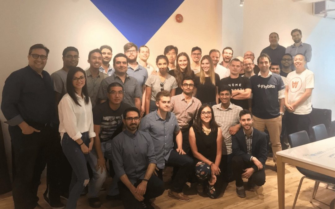 Information Venture Partners Welcomes Flybits to the Family
